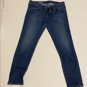 AG Slim Fit Ankle Jean